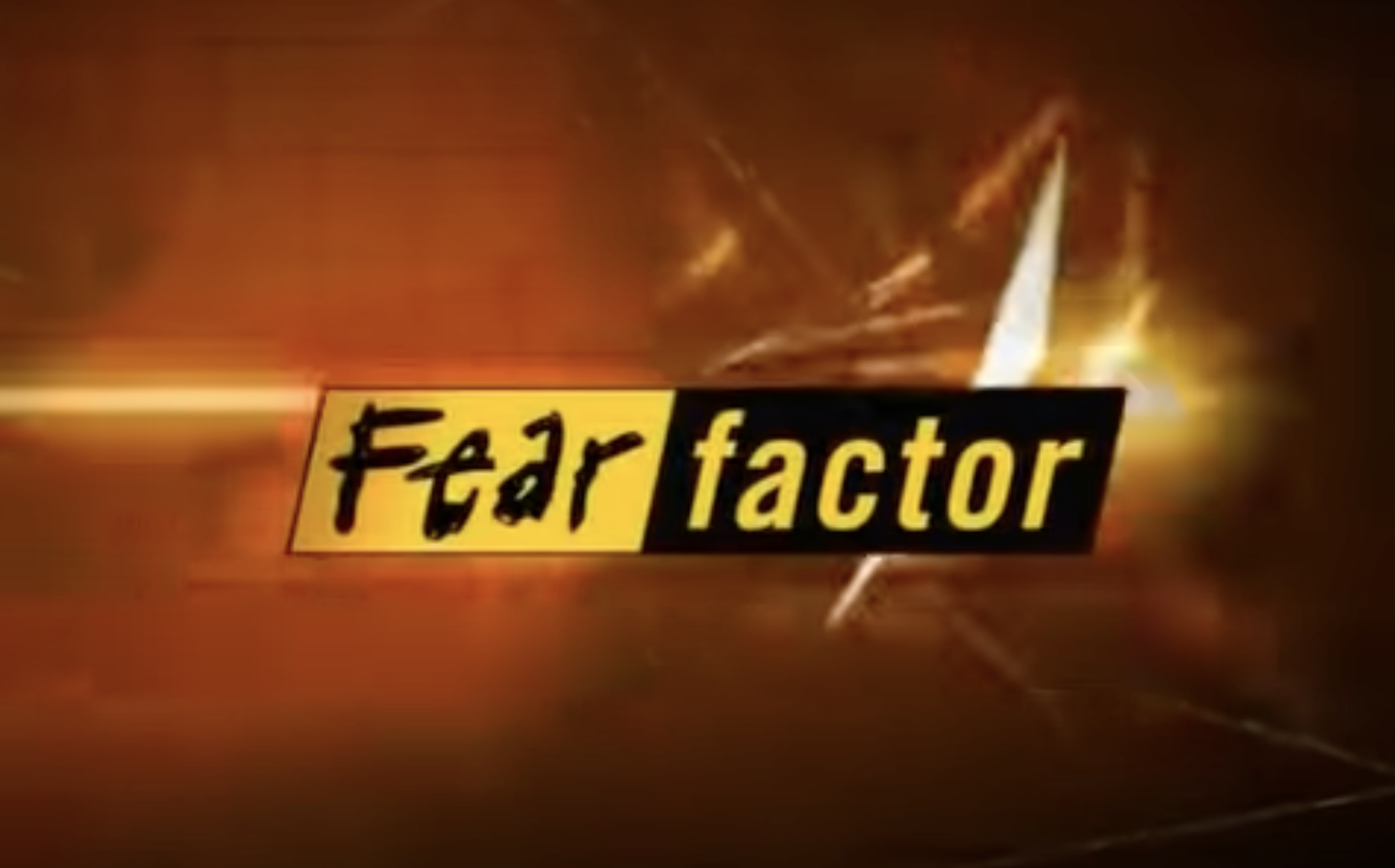 'Fear Factor' Was Canceled (The Second Time) For An Incredibly Disturbing Reason