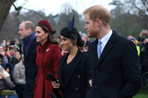 Meghan Markle 'Bans' Prince William, Kate Middleton From Lilibet's 'Royal-Free' Christening?