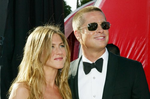Rekindled Jennifer Aniston, Brad Pitt Romance Causing Angelina Jolie Health Crisis? - Gossip Cop