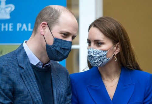 Prince William 'Worried Sick' About 97-Pound Pregnant Kate Middleton's 'Health Crisis'?