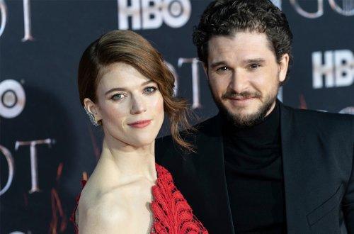 Rose Leslie Worried Angelina Jolie Wants To 'Steal' Kit Harrington?