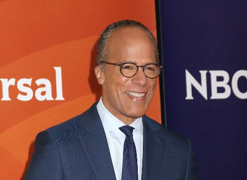 Lester Holt Out At NBC News?