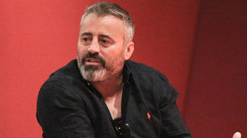 Report: 'Roly-Poly' Matt LeBlanc 'Smashing The Scales' At Over 300 Pounds