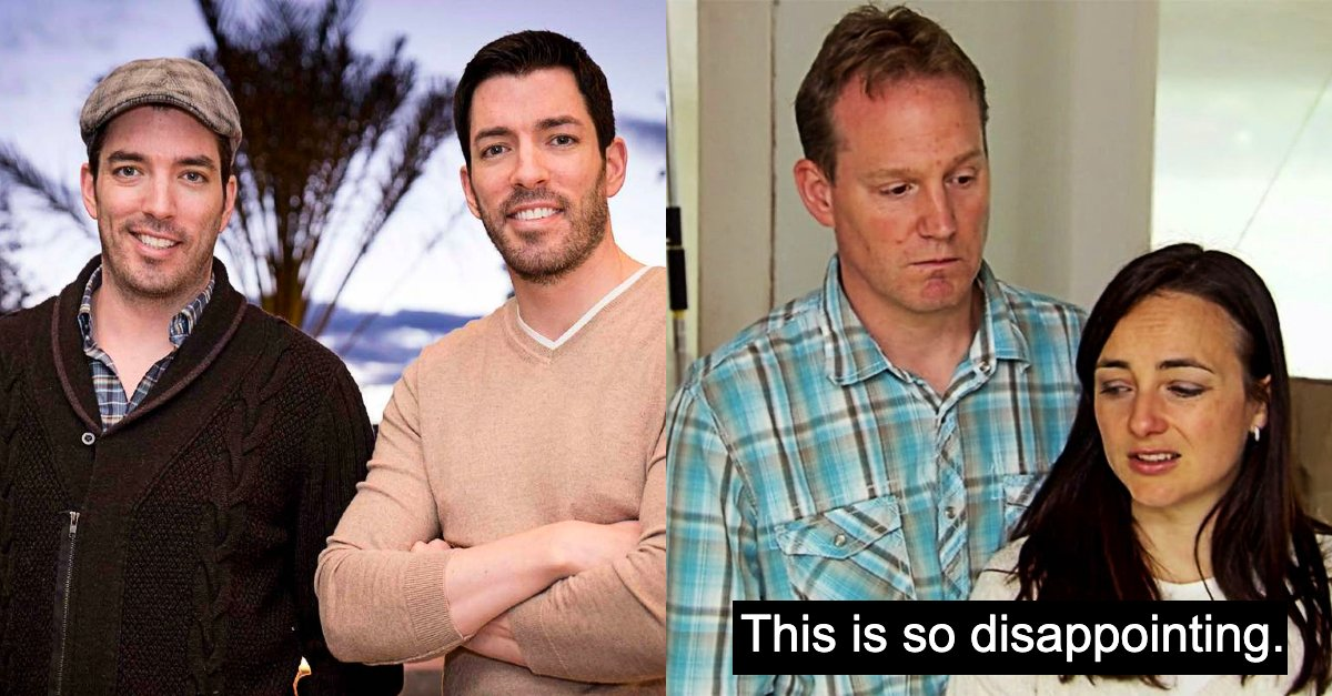 'Property Brothers' Buckle Up As Lawsuit Rages On