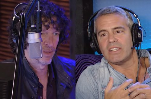 Andy Cohen Gunning To Replace Howard Stern On SiriusXM?