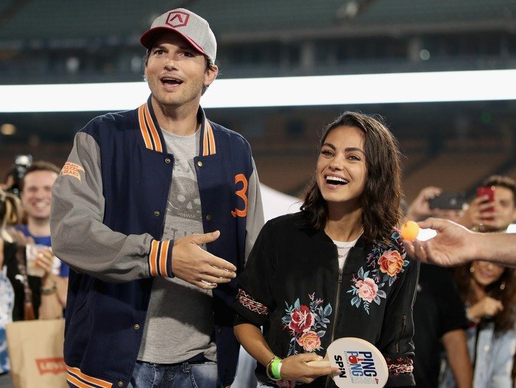 Mila Kunis And Ashton Kutcher's Marriage In Trouble After She Is Seen Without Her Wedding Ring On?