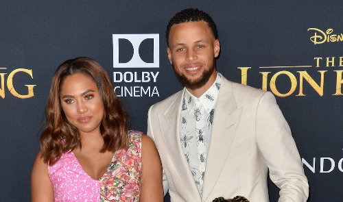 Steph Curry's Son Looks Just Like Steph Curry