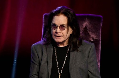 Report: 'Frail And Feeble' Ozzy Osbourne Headed 'To The Grave'