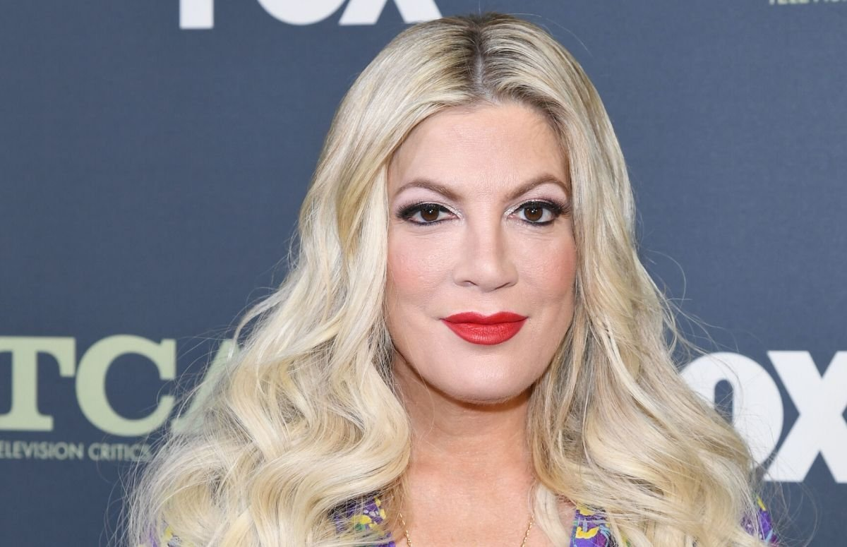 Tori Spelling Fires Back At Trolls Accusing Her Of Exploiting Her Kids
