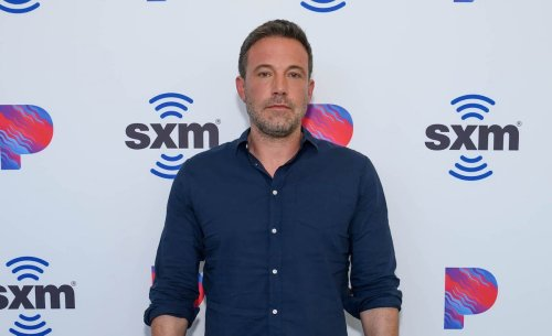 Report: Ben Affleck Struggling To Keep Up With Jennifer Lopez's Workouts