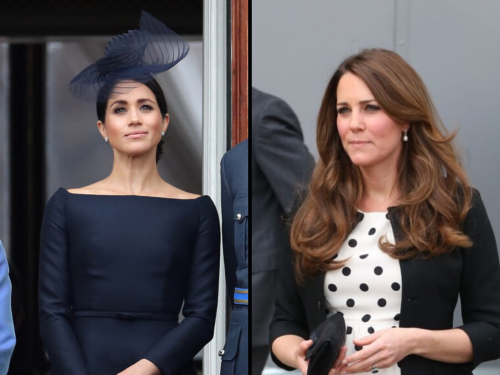97-Pound Pregnant Kate Middleton In 'Health Crisis,' Meghan Markle's 'Royal Free' Christening, And This Week's Top Royal Reports