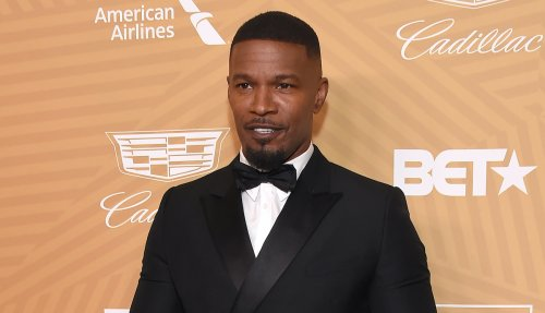 Jamie Foxx 'Waiting In The Wings' For Katie Holmes Booty Call?