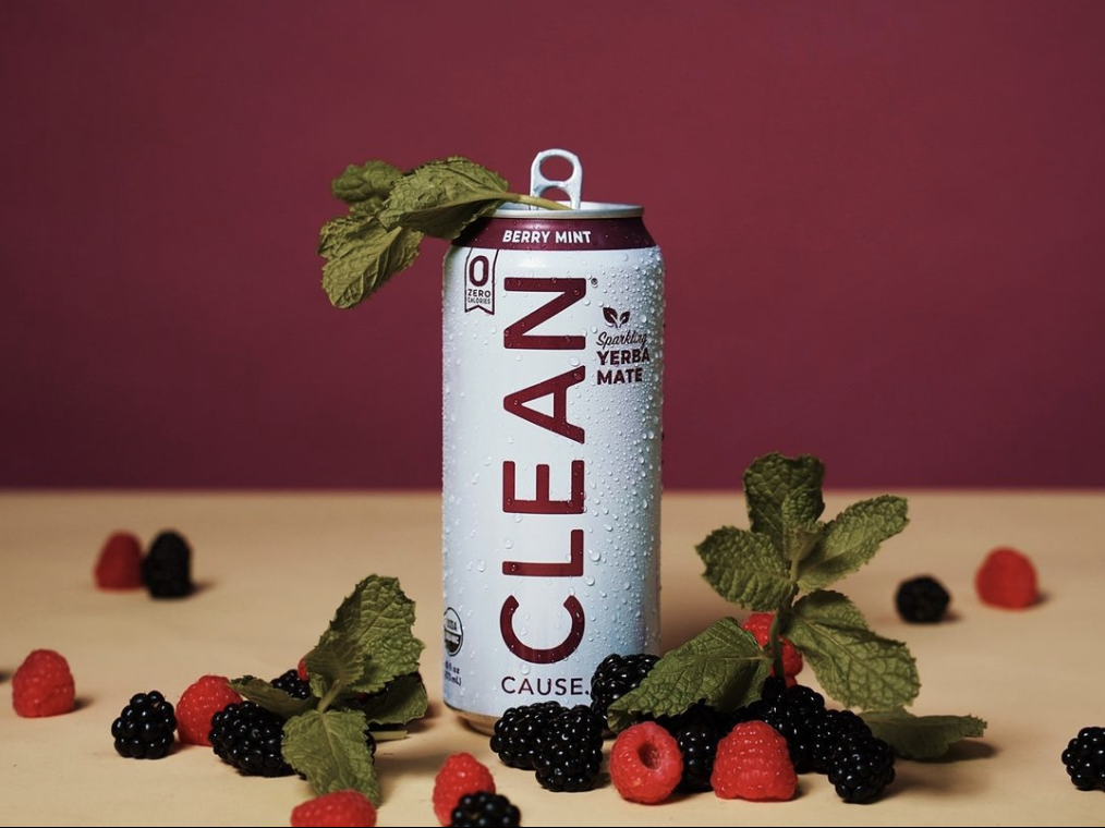 CLEAN Cause: The Healthy, Natural Energy Drink With A Good Cause
