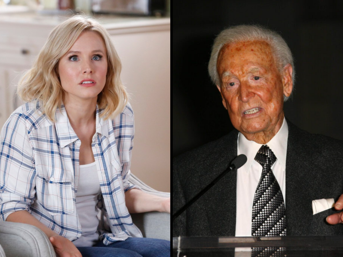 Troubling Photo Sparks Concern For Kristen Bell, Bob Barker 'Fading Away', And This Week's Celeb Health Reports