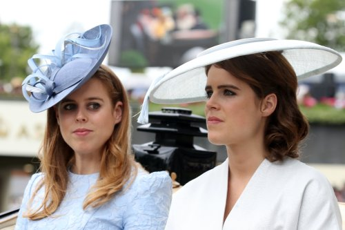 Princesses Beatrice And Eugenie Have 'Falling Out' Over Megxit?