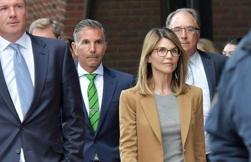 Reports Claim Lori Loughlin's Marriage In Trouble After Prison Release