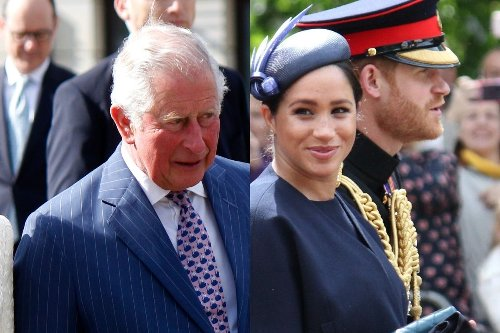 'Red-Faced' Prince Charles 'Furious,' Complaining Meghan Markle 'Spent All My Money'?