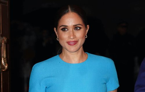 Report: Meghan Markle 'Dashed' To Hospital To Secretly Give Birth