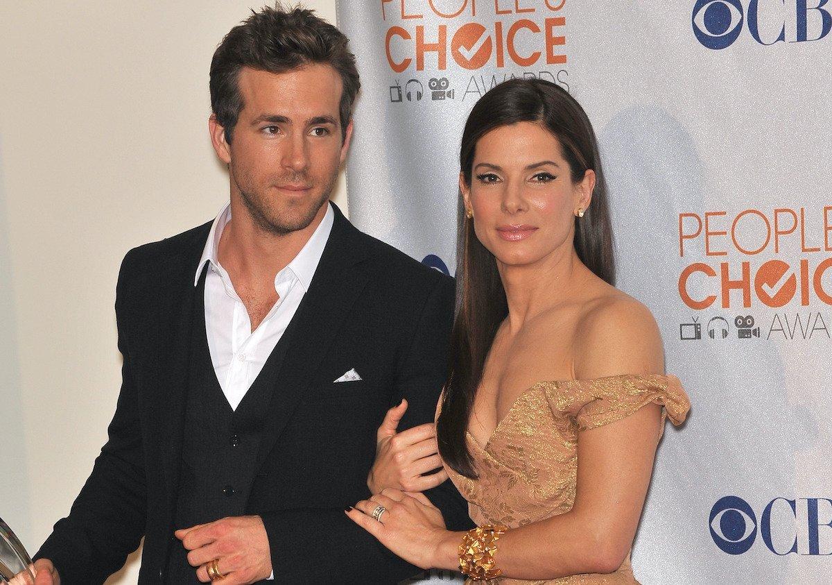 Ryan Reynolds Reuniting With Sandra Bullock On The Big Screen, Upsetting Blake Lively?