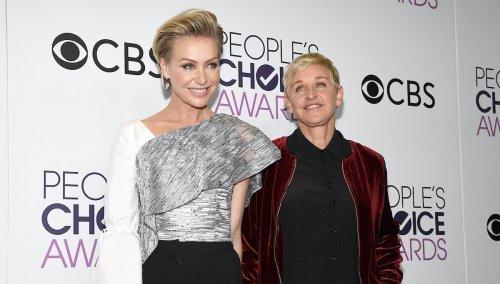 Portia De Rossi 'Freaking Out' After Ellen DeGeneres Gives Her 'The Silent Treatment'?