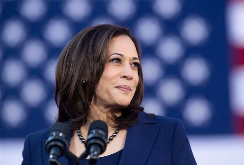 Kamala Harris' Go-To Beauty Products For An All Day Flawless Look