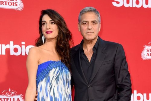 George And Amal Clooney 'Trapped In Quarantine Hell'?