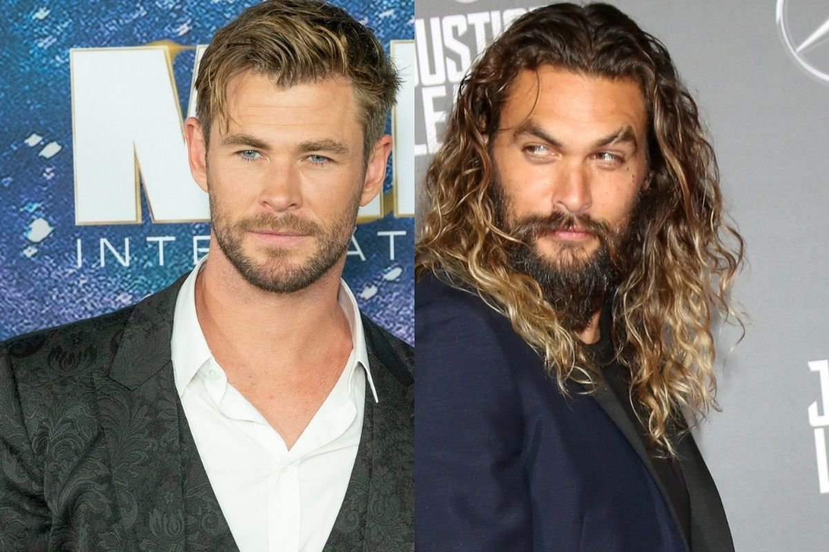 Chris Hemsworth, Jason Momoa 'Fighting' While Filming In Australia?