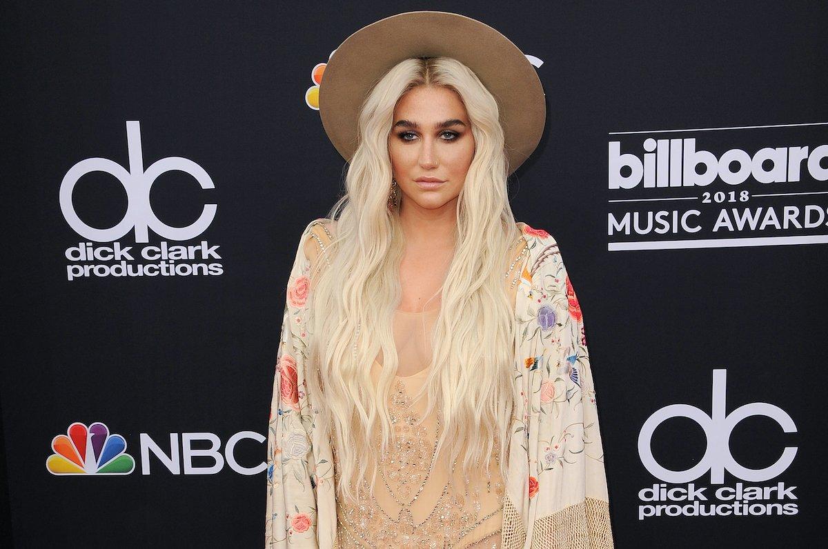 Kesha Bares Cheeks On Instagram, Uses 'Butt Kisses' To Celebrate International Women's Day