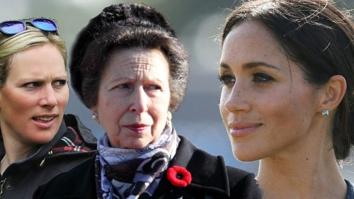 Zara Tindall Furious Meghan Markle Played 'Race Card,' Accused Mom Princess Anne Of Racism?