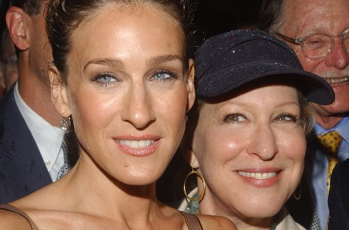 Sarah Jessica Parker 'Can't Stand' To Be Around Bette Midler