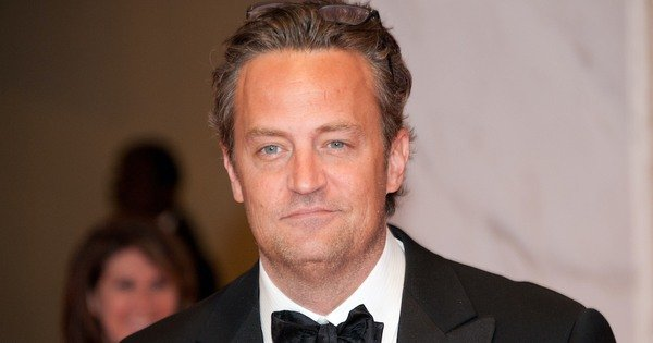 Matthew Perry's Health Seems To Have A Lot Of People Worried