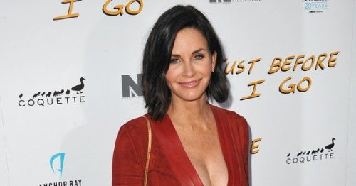 Courteney Cox's Cougar Diet That Kept Her In Shape For 'Cougar Town'