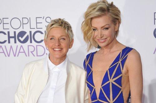 Portia De Rossi Leaving Ellen DeGeneres 'Behind' After Squabbles Over Career?