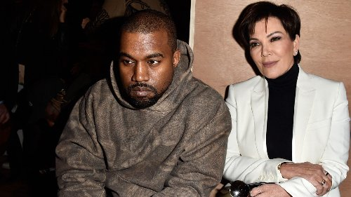 Report: 'Seething' Kris Jenner Out To Ruin 'Twisted' Kanye West