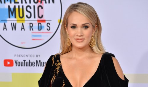 Carrie Underwood Concerning Husband With Extreme Workout Regimen?