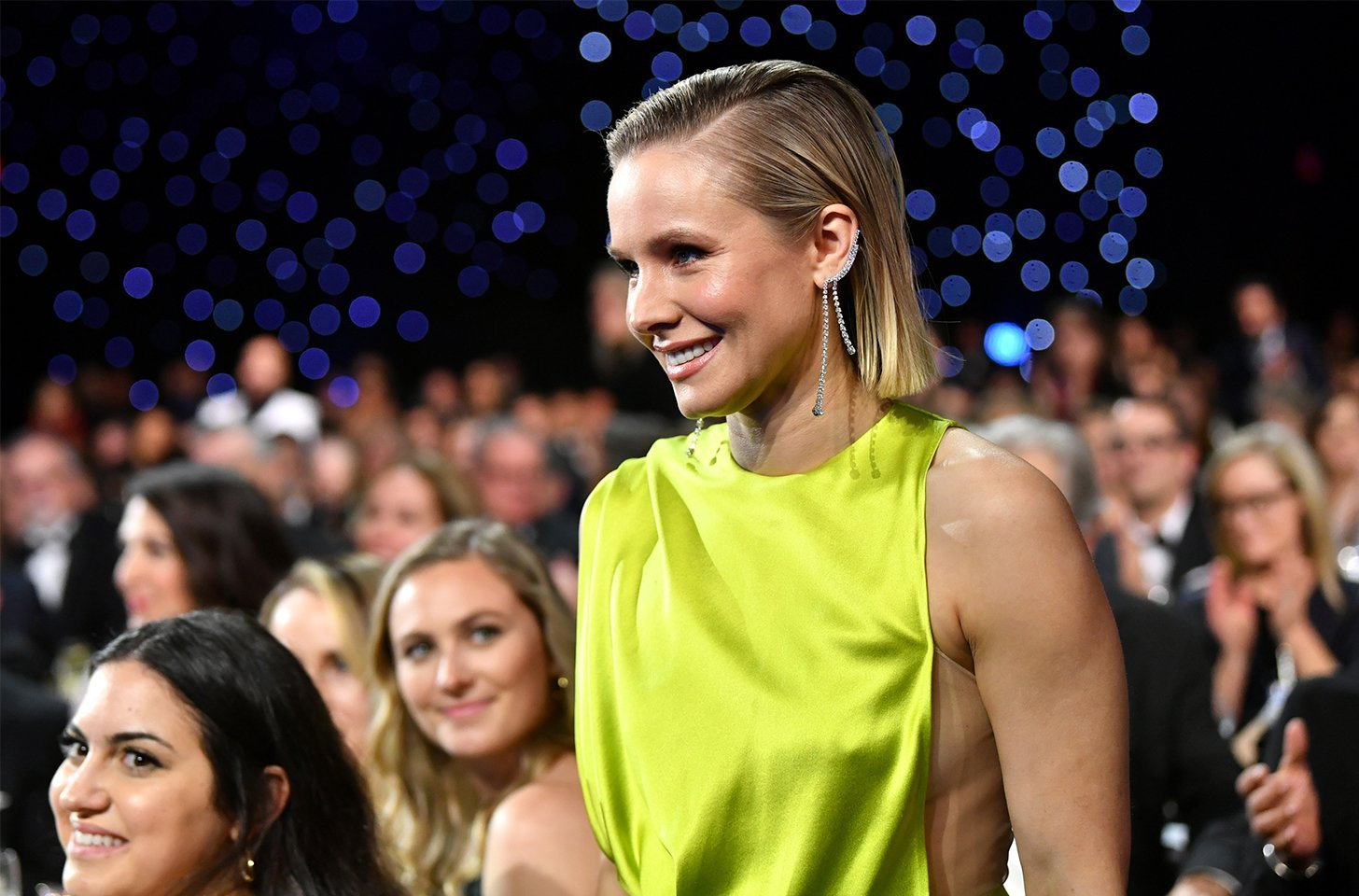 Kristen Bell Cheating On Dax Shepard With 'Mystery Man'?