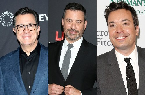 Late-Night Talk Show Hosts: Who Has The Highest Net Worth?