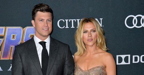 Scarlett Johansson Having Marriage Problems With Colin Jost?