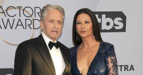 Michael Douglas And Catherine Zeta-Jones Getting Divorced?