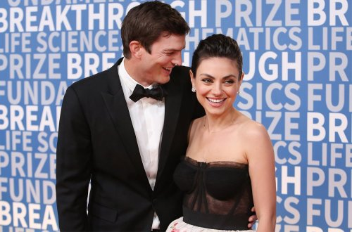 Mila Kunis Won't Let Ashton Kutcher Go To Space With Richard Branson, Here's Why