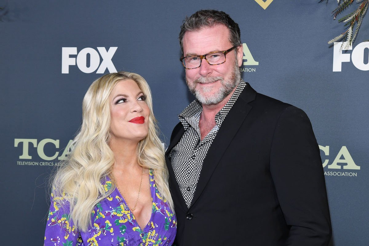 Tori Spelling And Dean McDermott's Relationship Had A Questionable Start