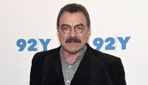 Reports: Tom Selleck 'Falling Apart,' Overweight, And 'Going Blind'