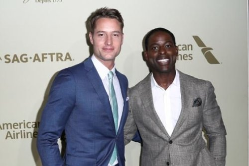"""""""This Is Us"""" Co-Stars Sterling K. Brown, Justin Hartley Feuding?"""