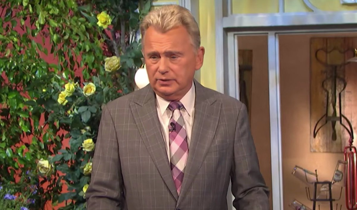 Reports: Pat Sajak Struggling With Age, Stepping Away From 'Wheel Of Fortune'?