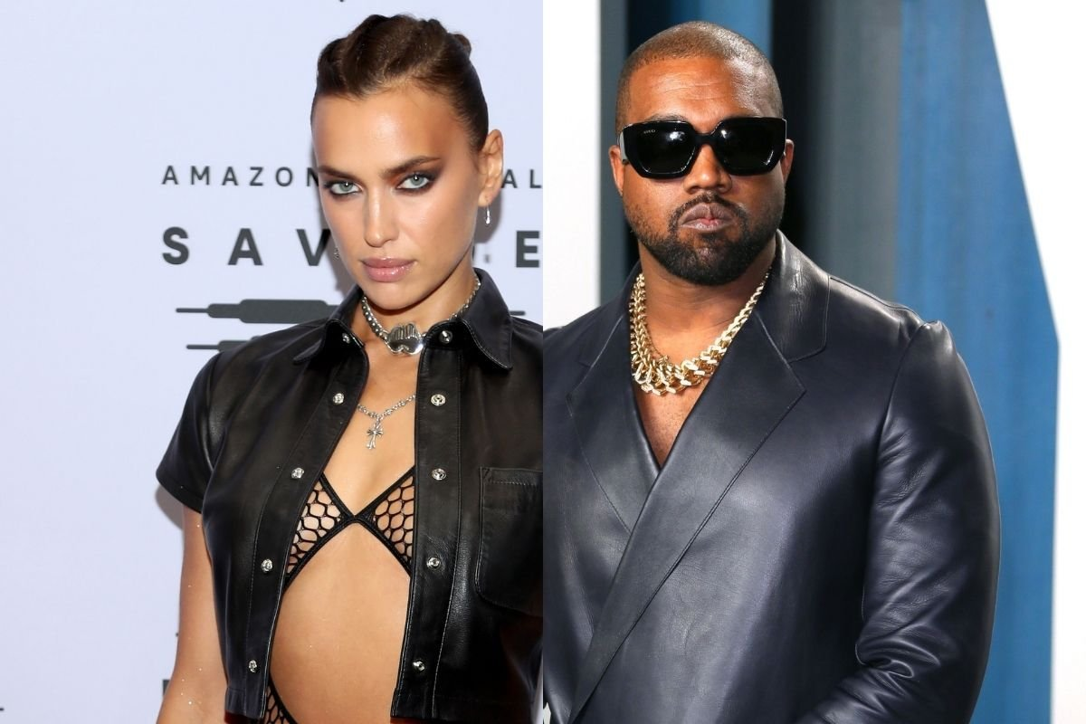 Irina Shayk Dumping 'Funky' Kanye West Because He's 'Stinking Up A Storm'?