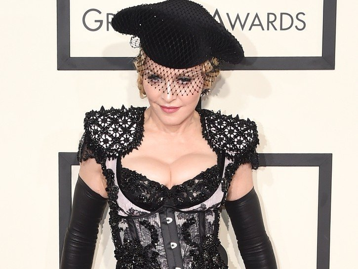 Madonna's Racy Instagram Post Just A Cry For Attention?