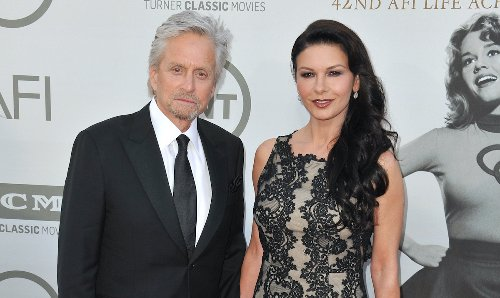 Michael Douglas And Catherine Zeta-Jones 'Saved Their Marriage' After Cops Called To Their Home?