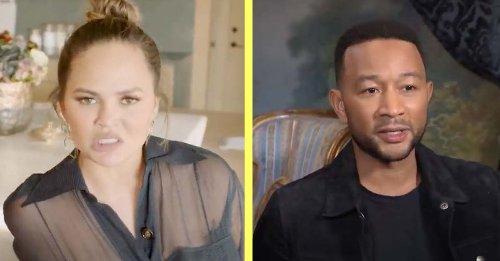 John Legend 'Blindsided' By Chrissy Teigen Bullying Scandal, Headed For '$150 Million' Divorce?