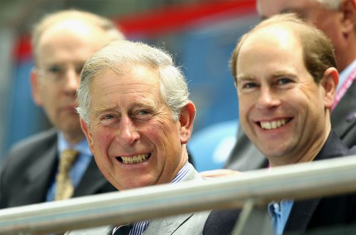 Prince Charles Fighting With Prince Edward Over Who Will Be The Duke Of Edinburgh?