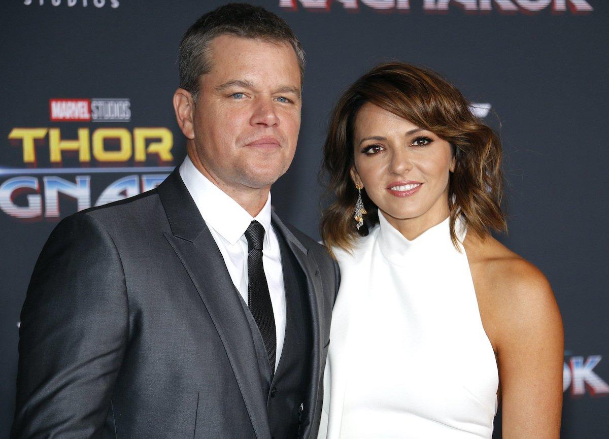 Matt Damon's Marriage 'Hanging By A Thread'?